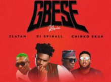 Brainee ft Zlatan Ibile, Chinko Ekun & DJ Spinall – Gbese Remix