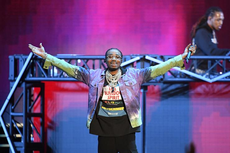 Quavo Inked 6 Figure Collaboration Deal With British Fashion Retailer