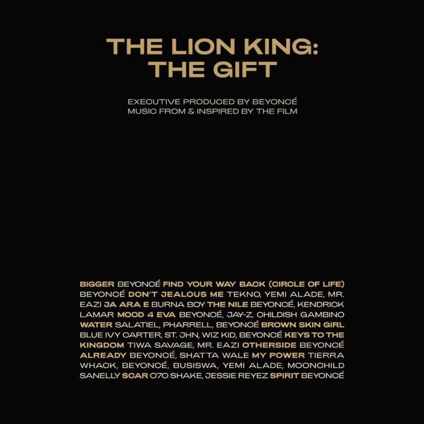 "Burna Boy, Wizkid, Tiwa Savage, Feature On Beyonce's ""Lion King"" Album"