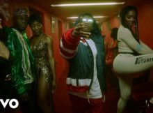 VIDEO: DJ Spinall ft Wizkid & Tiwa Savage – Dis Love