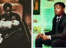 Olamide's Wife Delivers A Bouncing Baby Boy