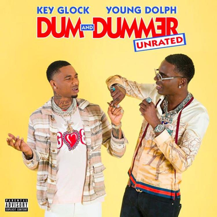 Mixtape: Young Dolph & Key Glock - Dum And Dummer
