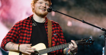 Ed Sheeran Has The Highest-Grossing Tour Of All Time