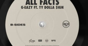 G-Eazy Feat Ty Dolla $ign - All Facts [Zippyshare + CDQ]