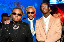 "Young Thug, Future, Lil Baby & Gunna Announce ""Super Slimey 2"""