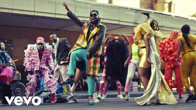 Video: Patoranking ft Busiswa – Open Fire Mp4 Download
