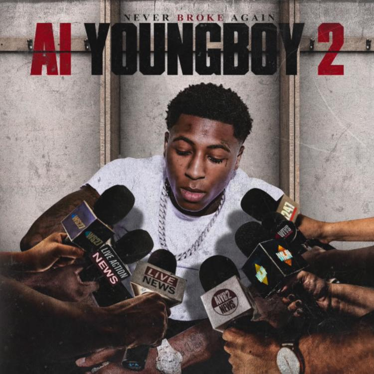 YoungBoy Never Broke Again - AI Youngboy 2 Album [iTunes + CDQ]