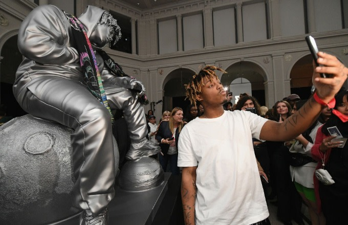 Report Had it That Juice WRLD Had Thousands of Unreleased Tracks