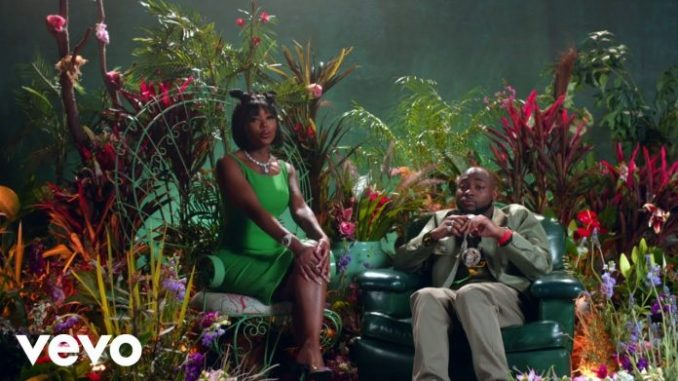 Video: Davido ft Summer Walker - D&G