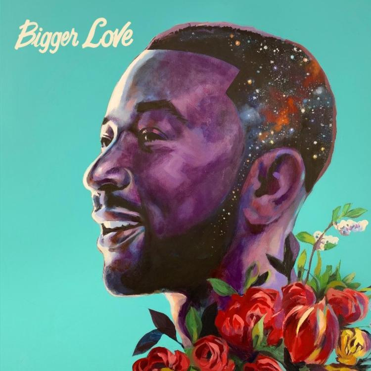 John Legend - Bigger Love Album Zip Download [iTunes + 320kbps]
