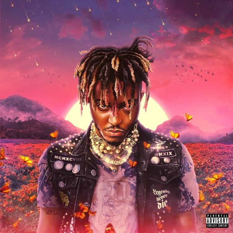 Juice WRLD - Legends Never Die Album Zip Download [iTunes + 320kbps]