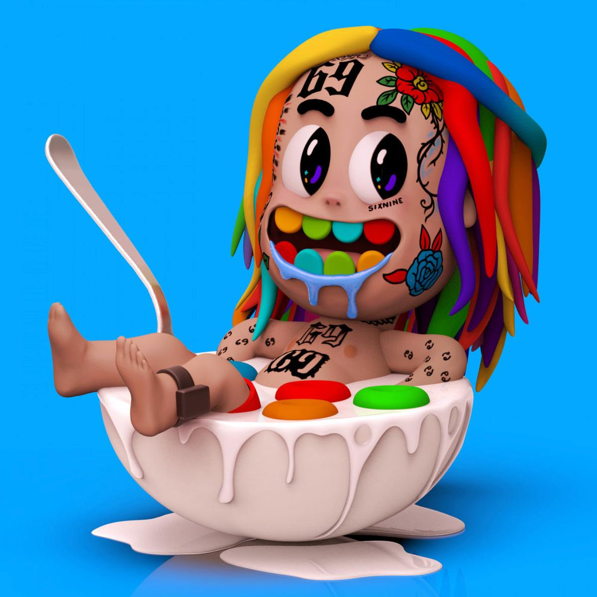 Tekashi 6ix9ine - YAYA Mp3 Download [iTunes + 320kbps]