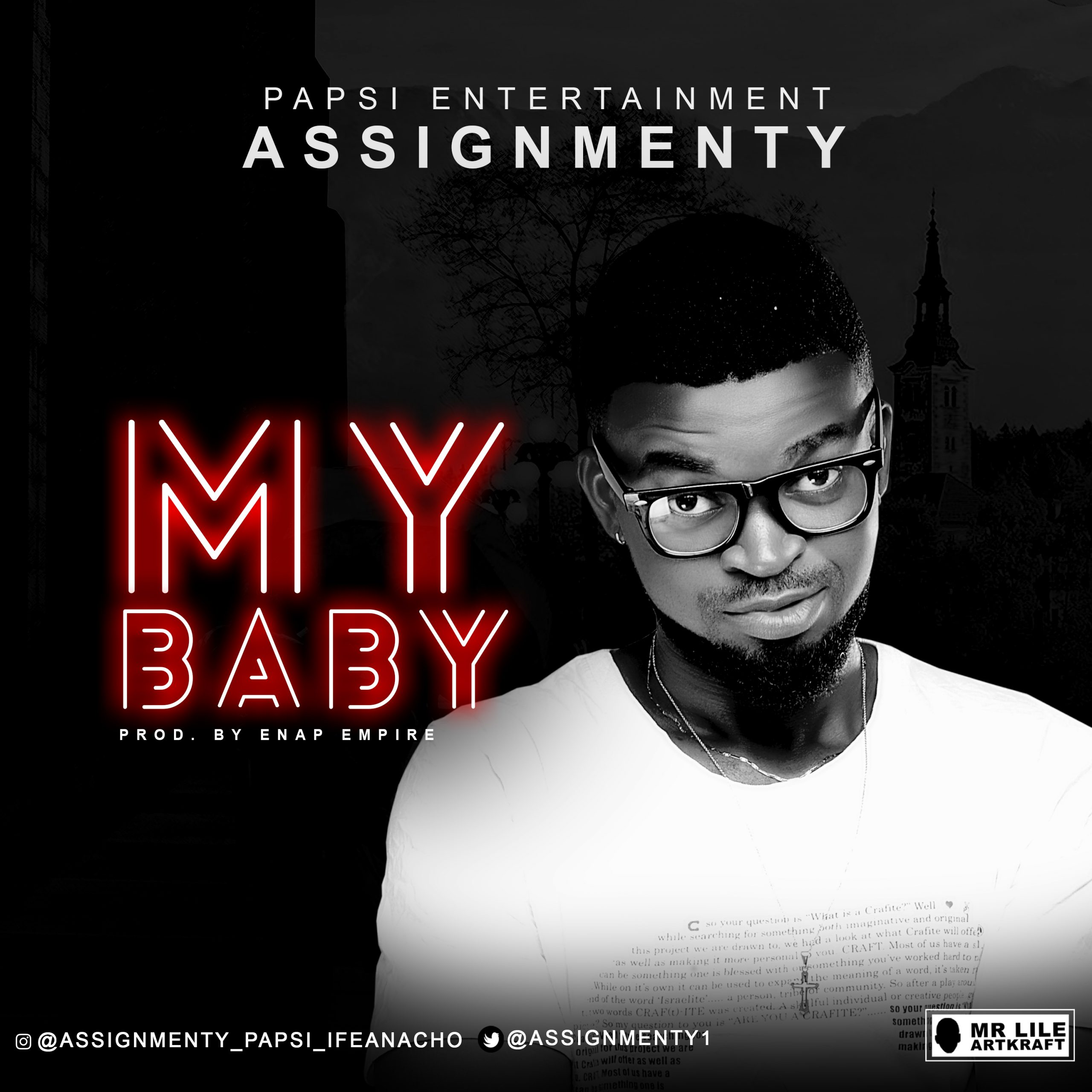 Assignmenty - My Baby