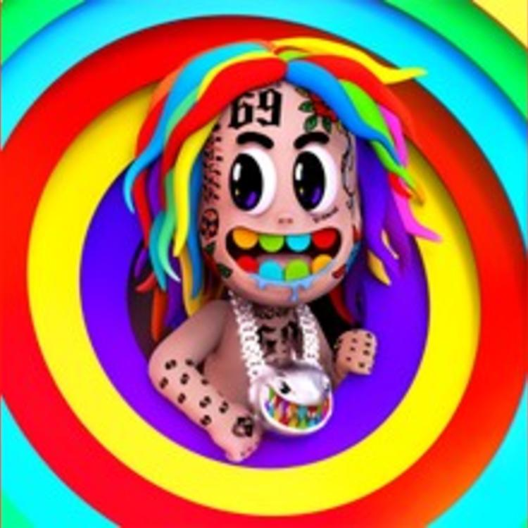 Tekashi 6ix9ine - TattleTales Album Zip Download [iTunes + 320kbps]