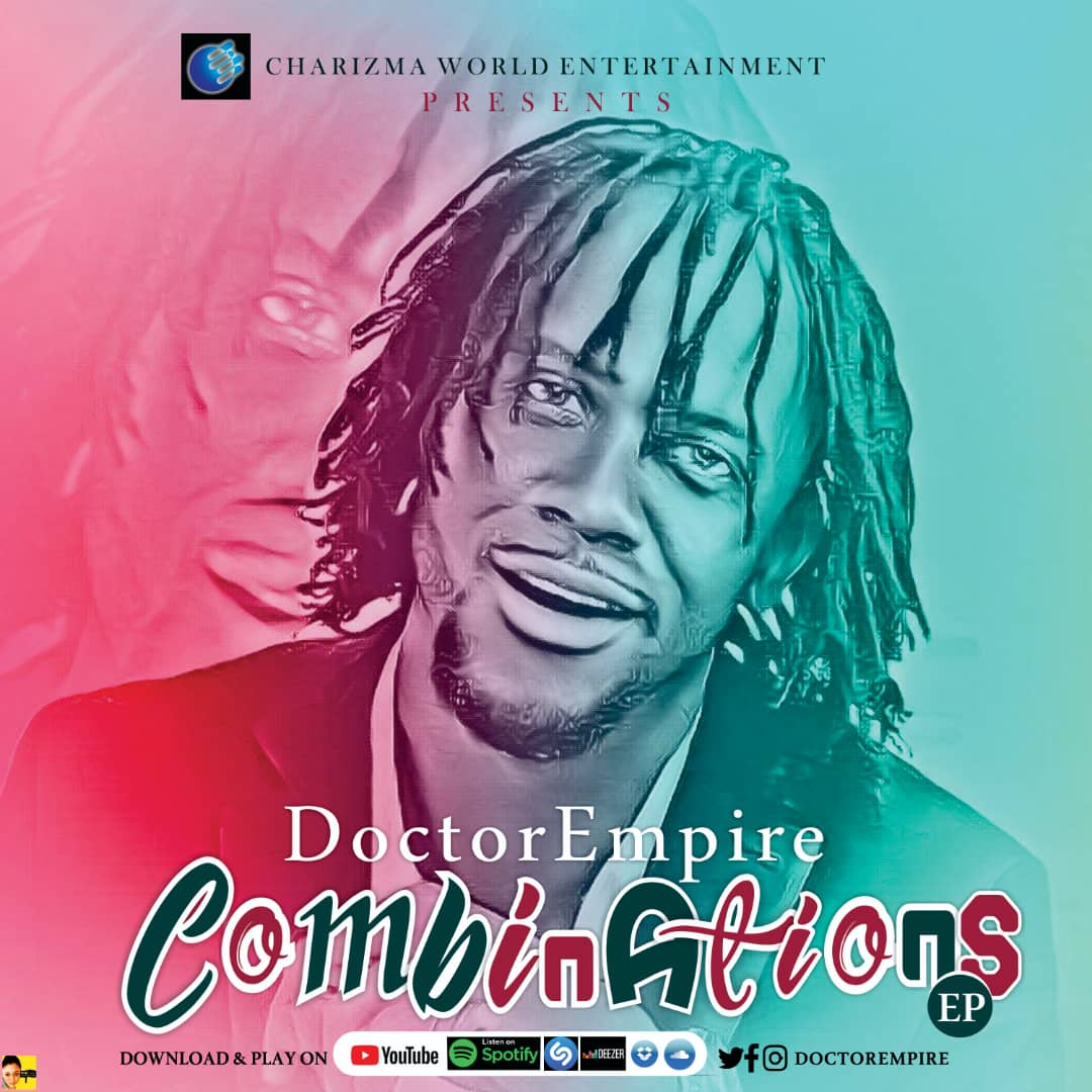 Doctor Empire - Combinations EP