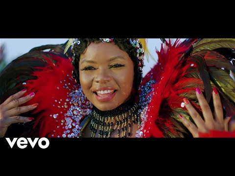 Video: Yemi Alade – Turn Up Mp4 Download